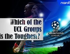 toughest ucl group