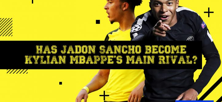 sancho vs mbappe