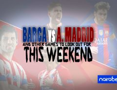 Barca vs A. Madrid