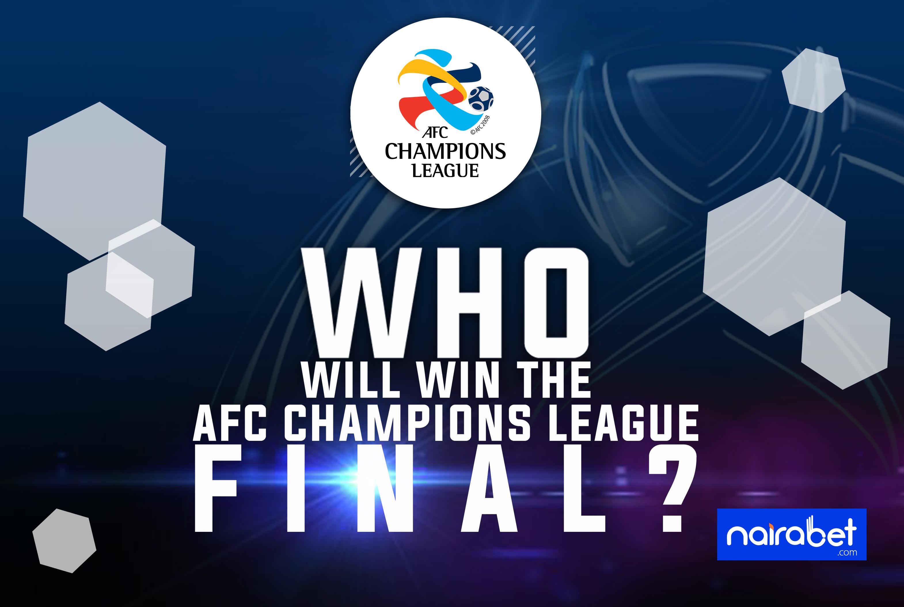 afc champions league final