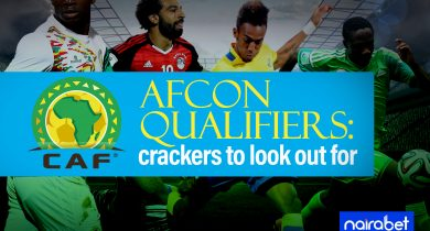 afcon qualifiers cracker