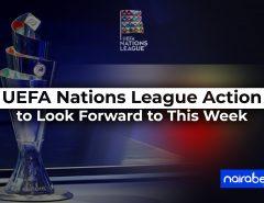 uefa nations league action