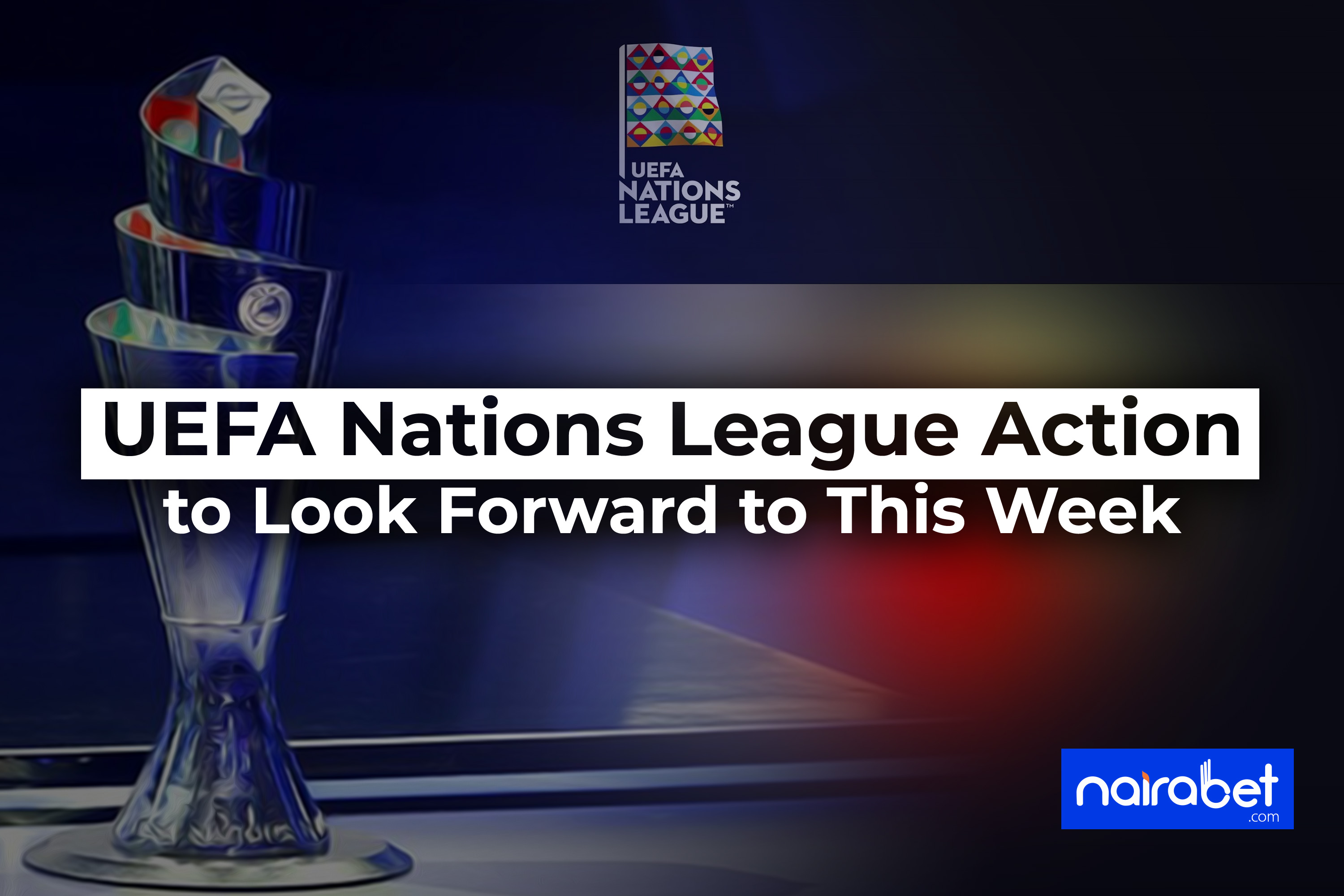 uefa nations league action