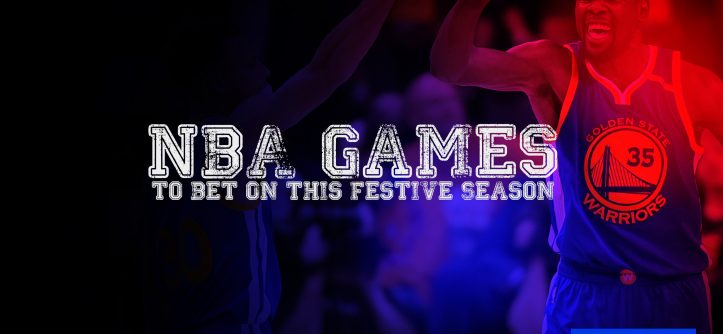 NBA games to bet festive season