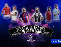 UCL round 16
