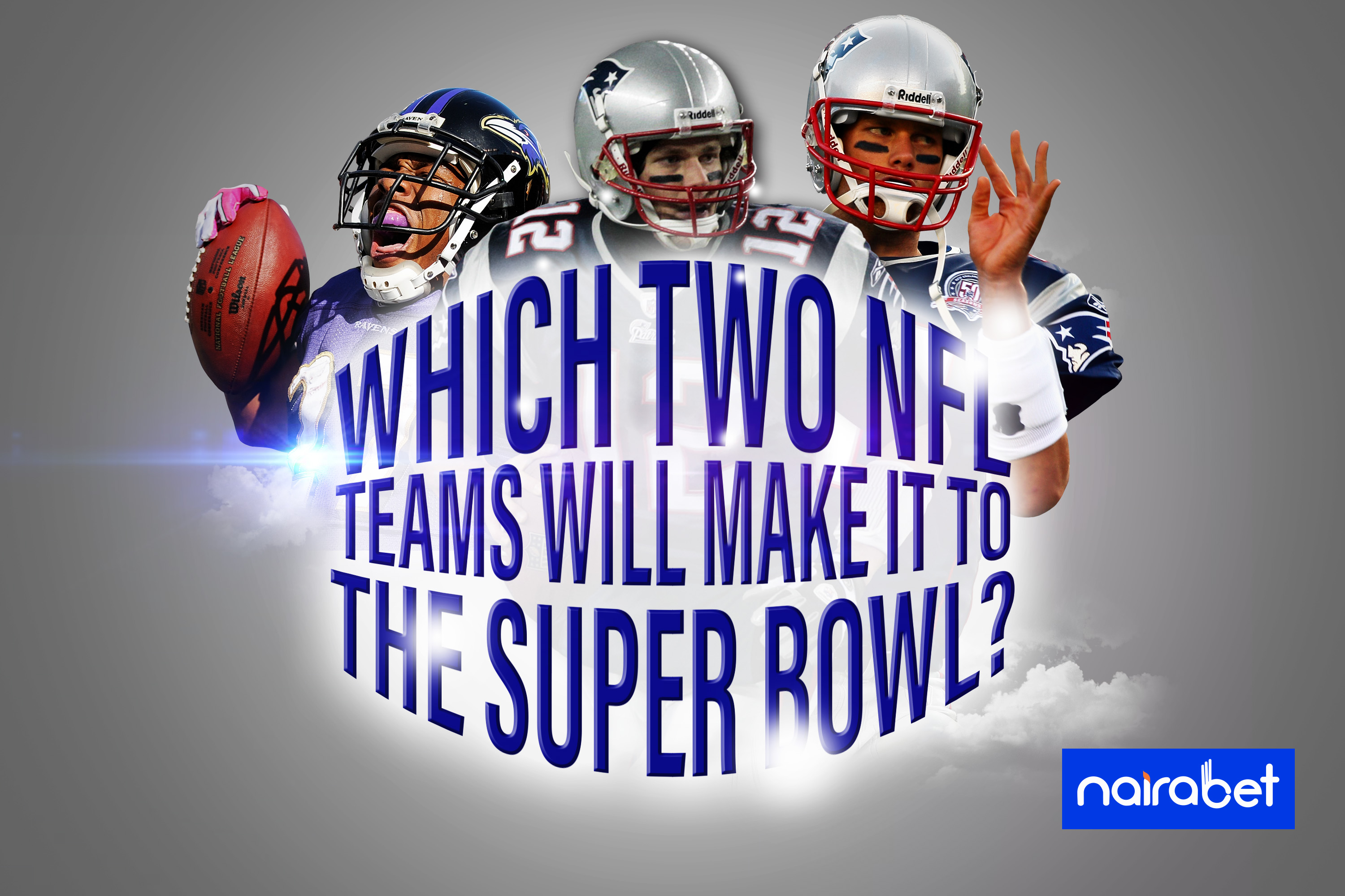 NFL teams to the super bowl