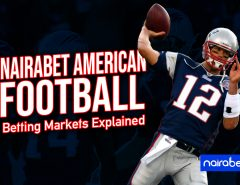 American Football Betting Markets