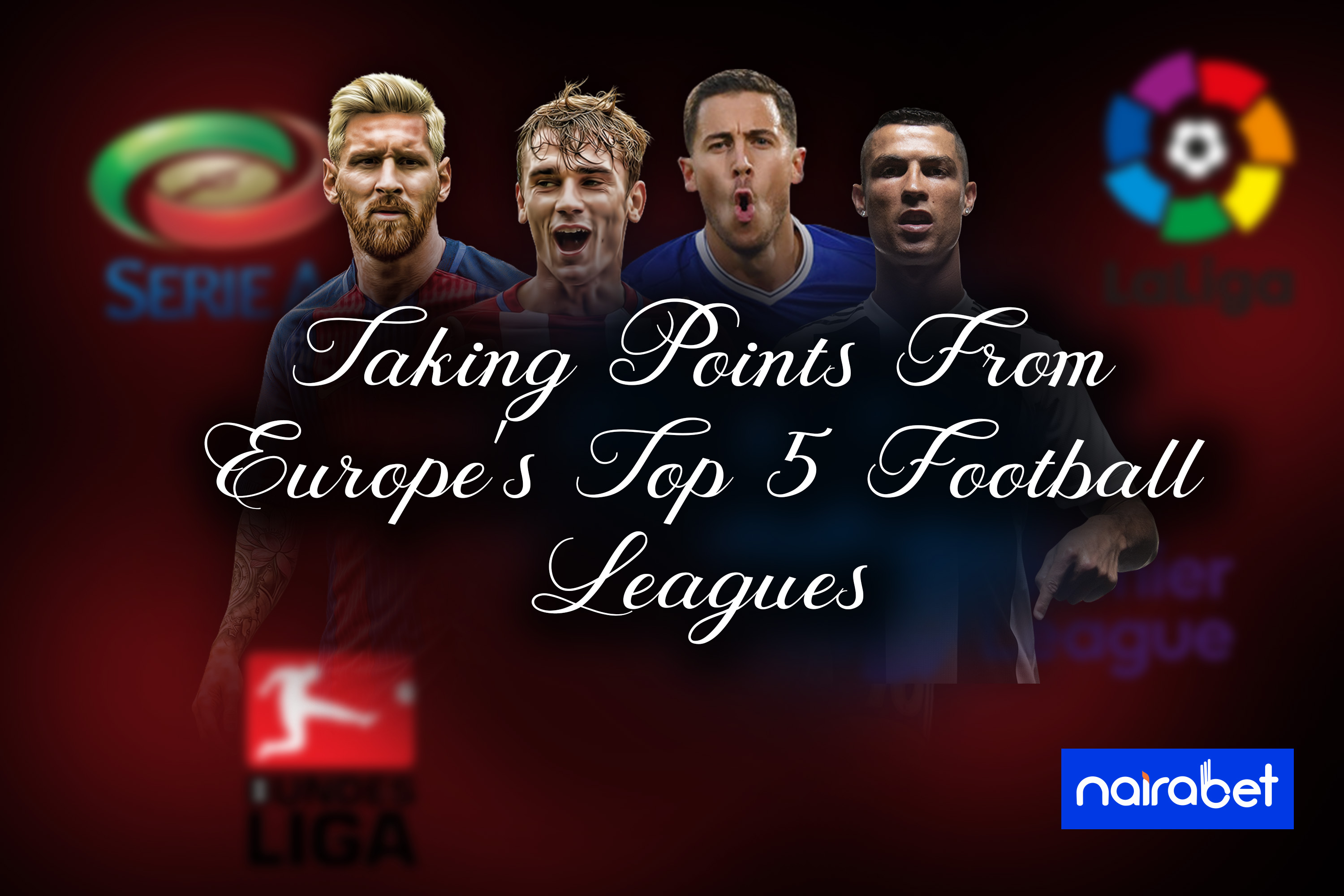 Top 5 football leagues