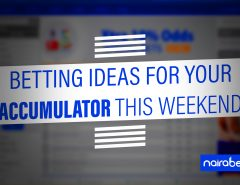 betting ideas for your accumulator this weekend