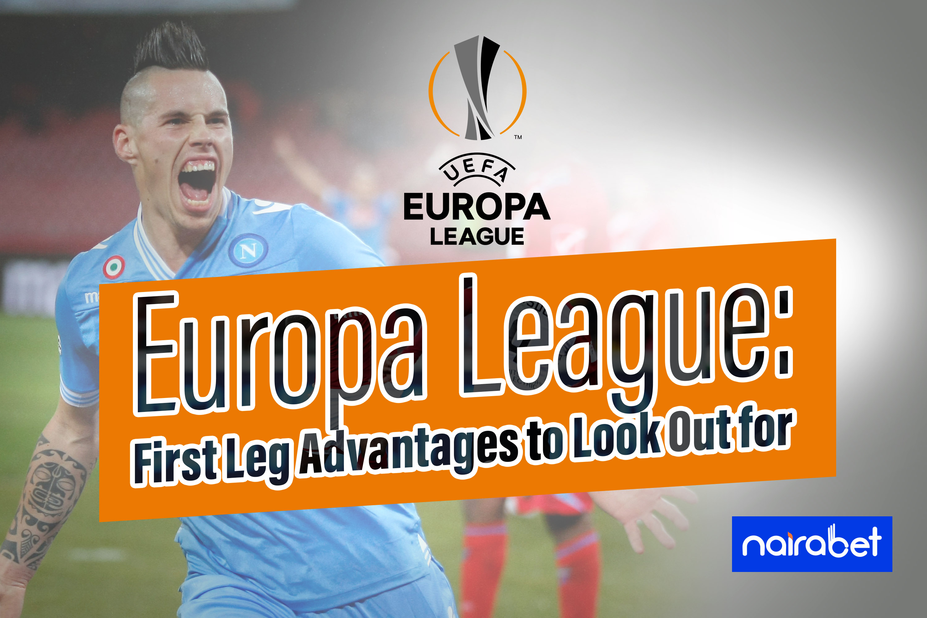 Europa league; first leg advantage