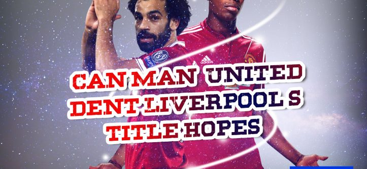 Can Man. United Dent Liverpool's Title Hopes?