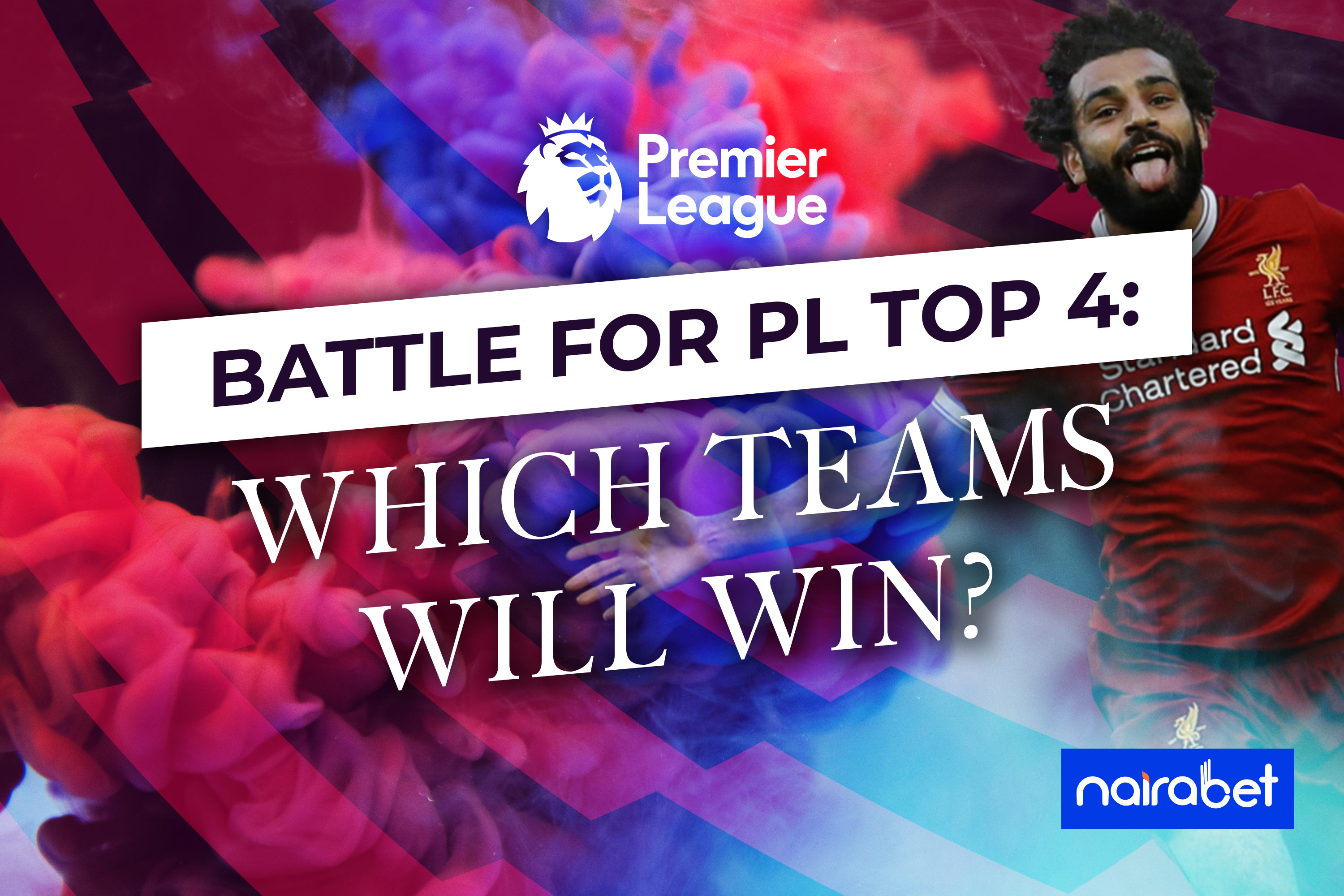 Battle for PL top 4
