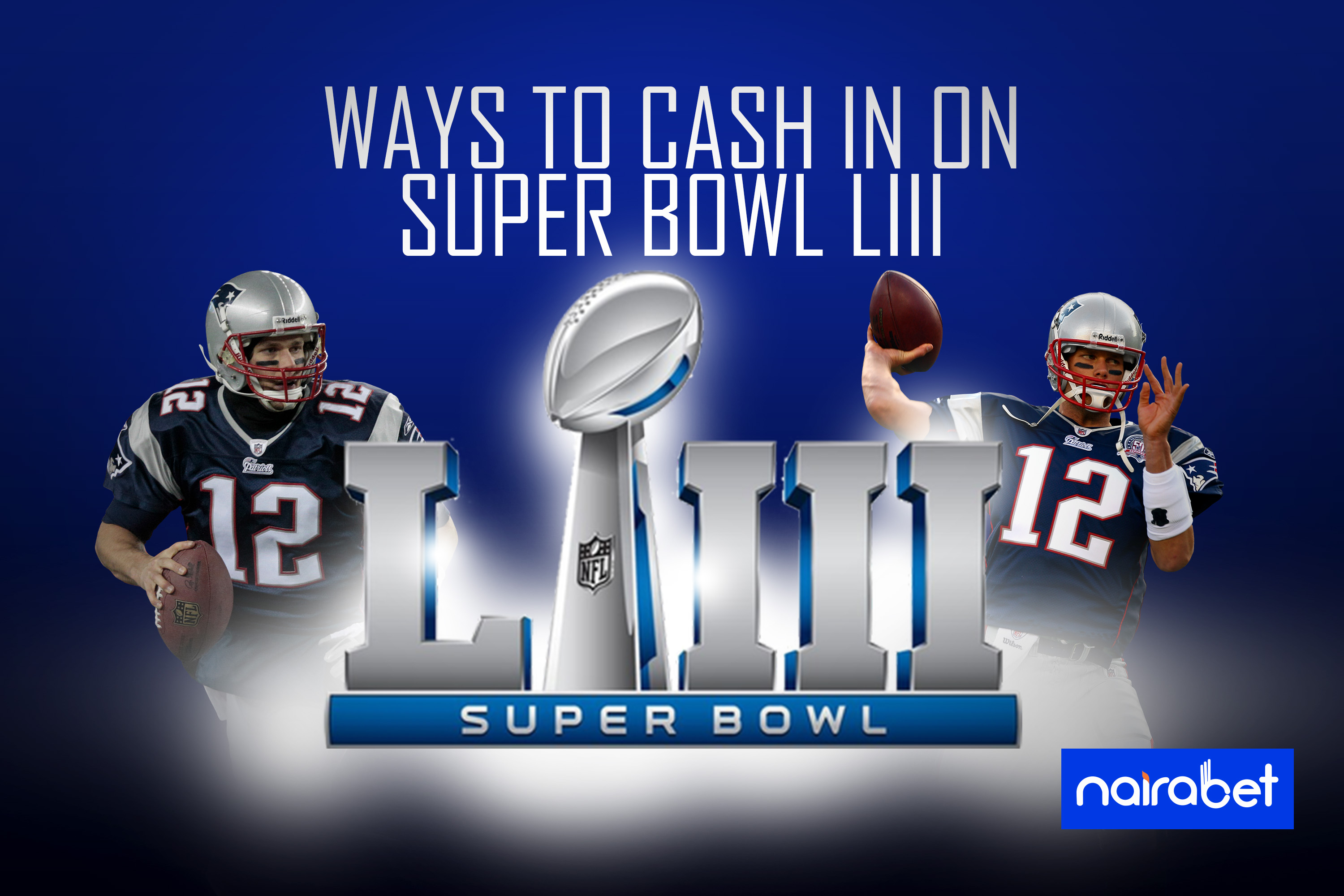 cash in on super bowl