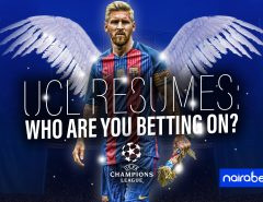 UCL; who are you betting on