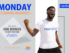 Monday Funding Madness is Back March