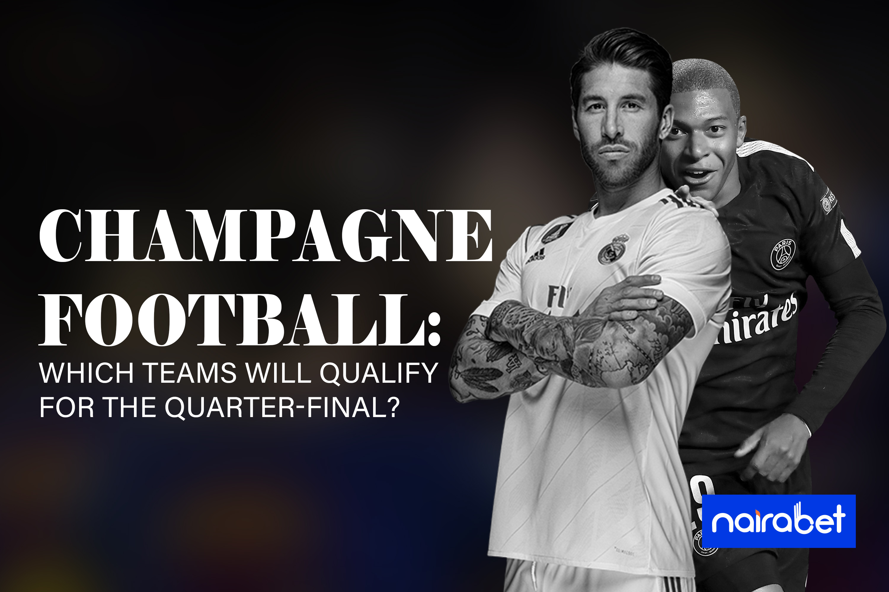 champagne football quarter final