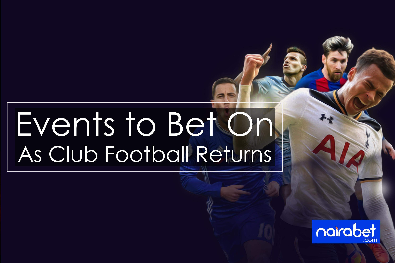 club football returns