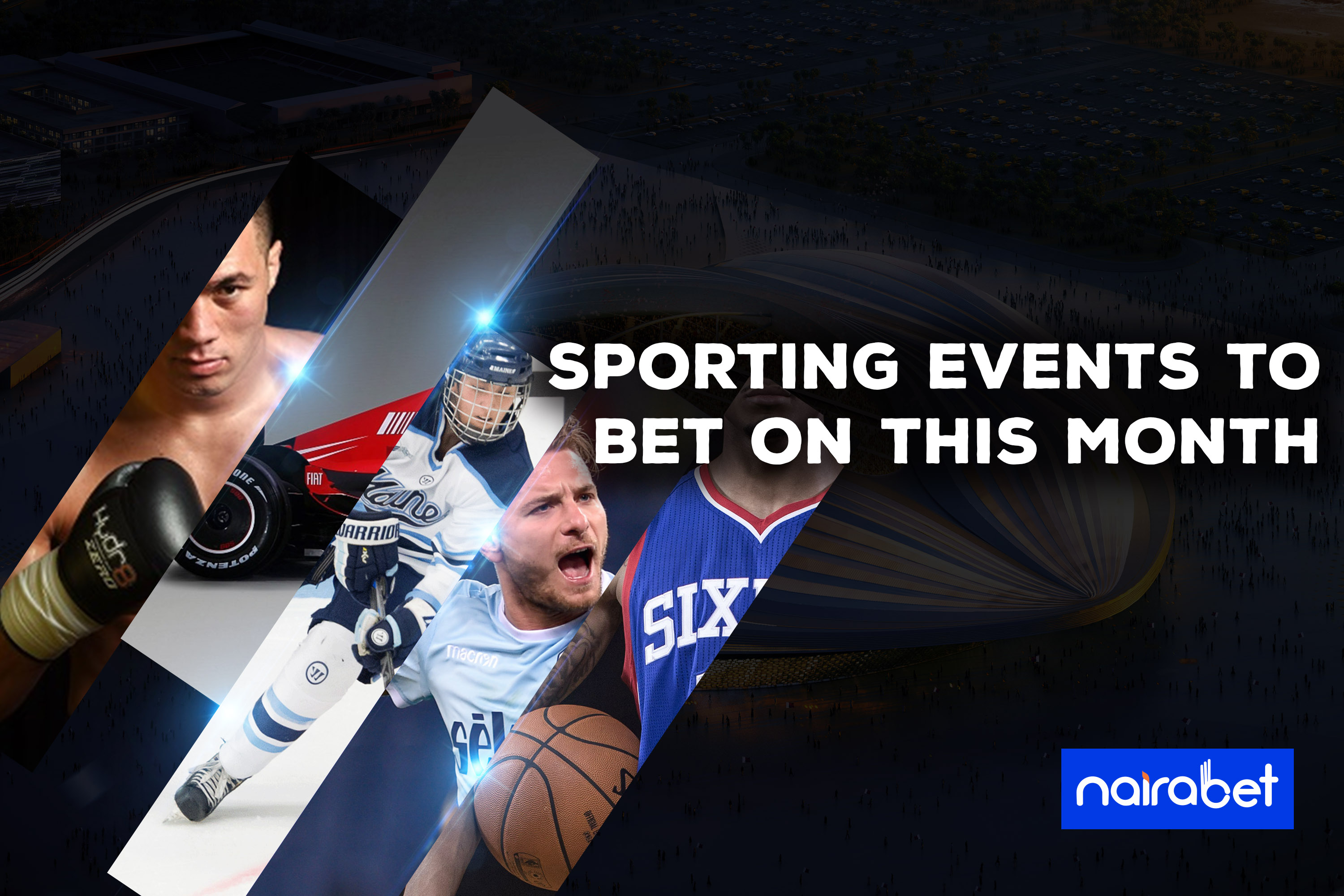 sporting events march