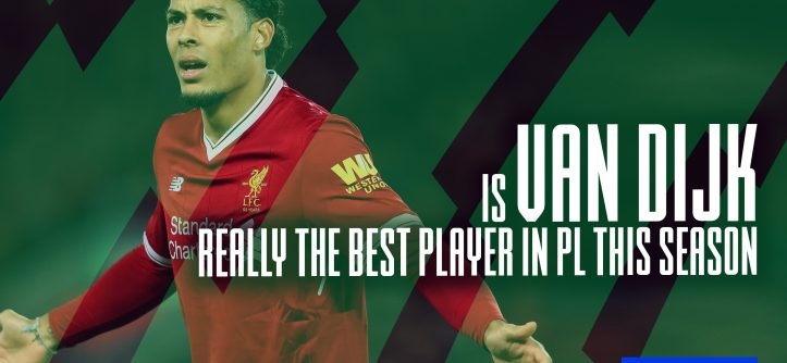 Van dijk best pl player