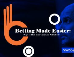 how to find games on NairaBET