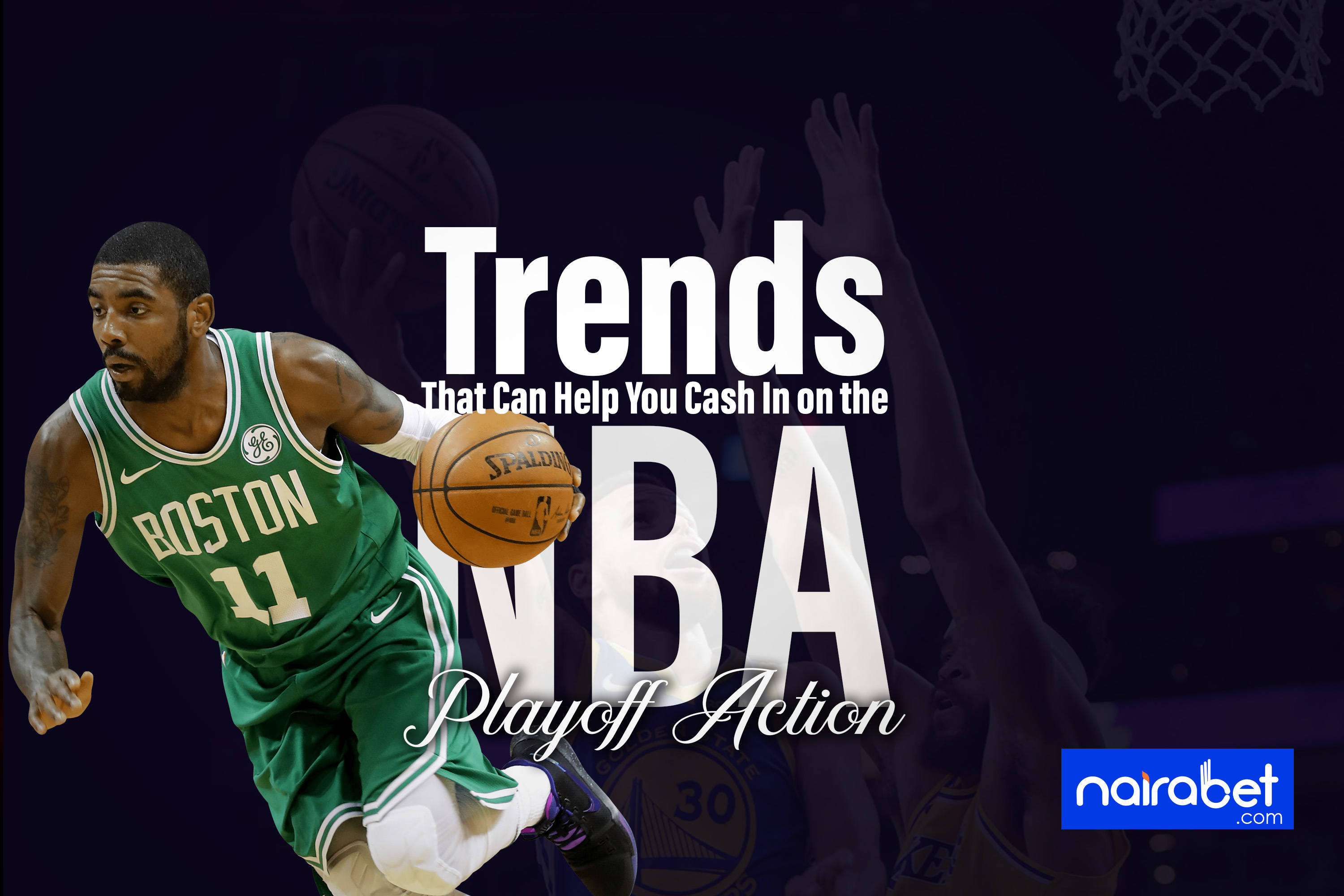 nba playoff trends