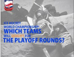 Ice Hockey World Championship: The Play-off Rounds?