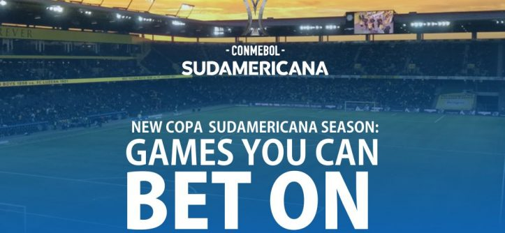 Copa Sudamericana: games to bet on