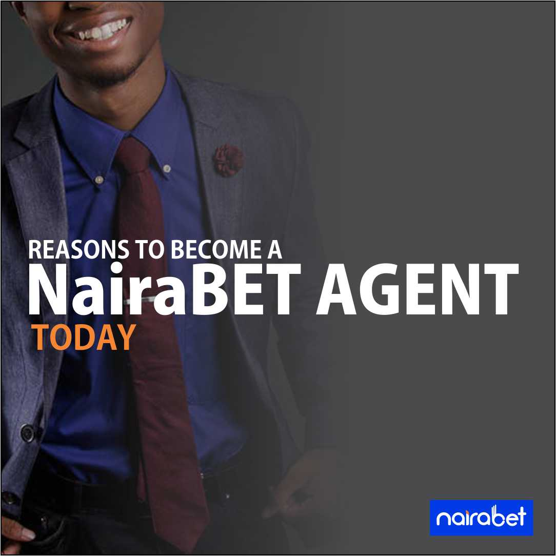 become a nairabet agent