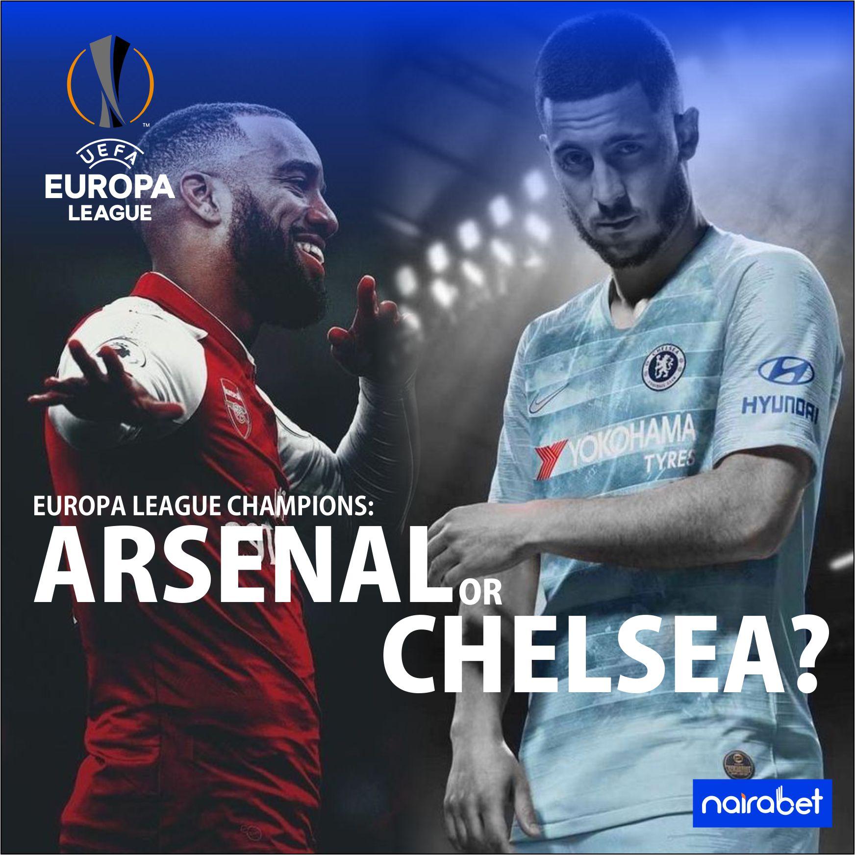 Europa league champion