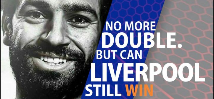 No more double. Can Liverpool still win the Champion's league