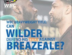 Can Wilder defend his title against Breazeale?