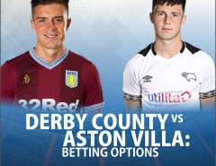 Derby County vs Aston Villa: Betting Options