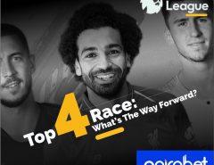 pl top four race