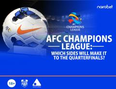 AFC Champions League Quarterfinals