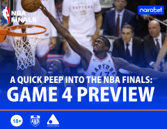 A Quick Peep into The NBA Finals: Game 4 Preview