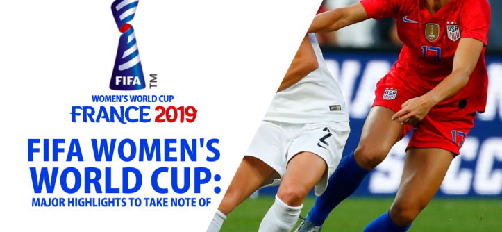 FIFA Women's World Cup: Highlights