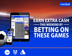 Earn Extra Cash This Weekend by Betting on These Games