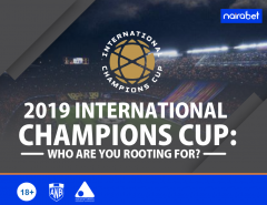 2019 International Champions Cup