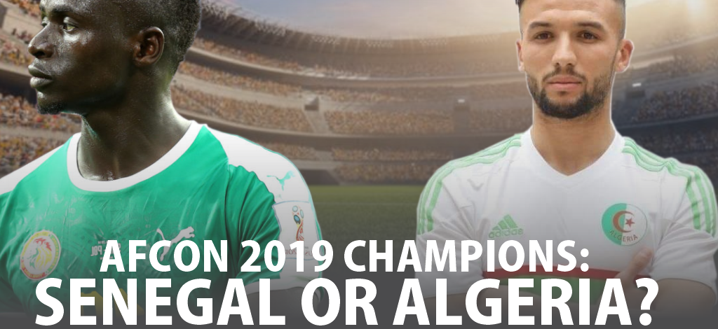 AFCON 2019 Champions