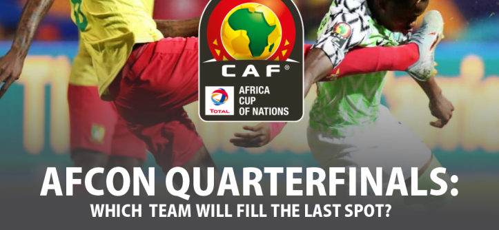 AFCON Quarterfinals