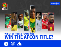 AFCON Title