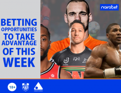 Betting Opportunities to Take Advantage of This Week