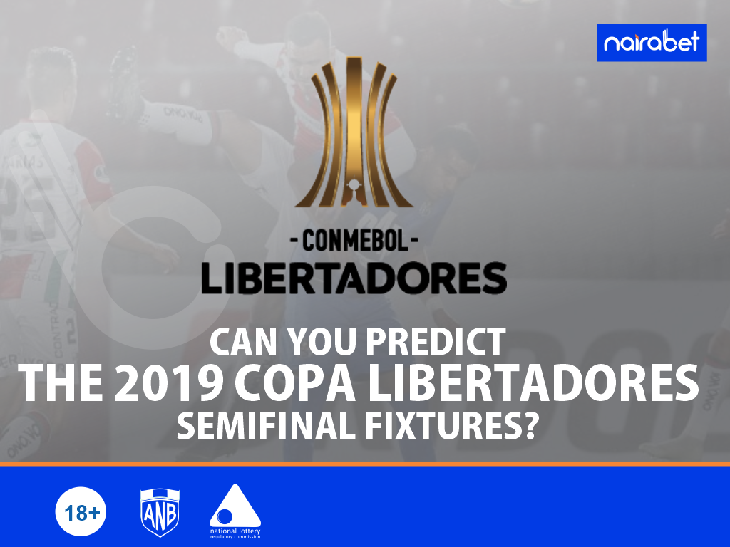 Can You Predict The 2019 Copa Libertadores