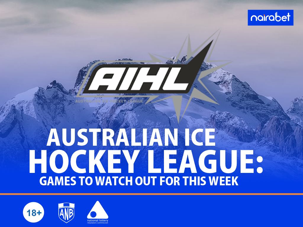Australian Ice Hockey League Games To Watch Out For This Week