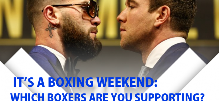 It's a Boxing Weekend