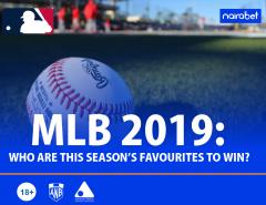 MLB 2019