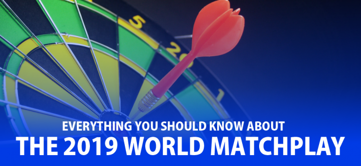 The 2019 World MatchPlay