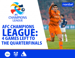AFC Champions league quarterfinals