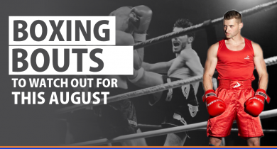 Boxing Bouts to Watch Out for This August