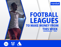 Football Leagues to Make Money from This Week